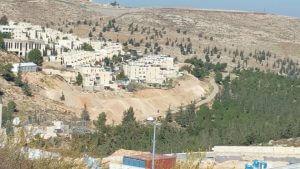 שכונת נווה יעקב, רח' אביר יעקב. צלם: משה גבריאל