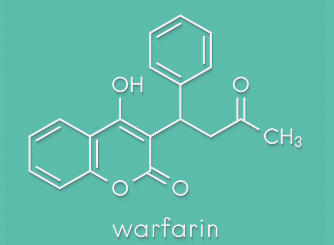 וורפרין – warfarin