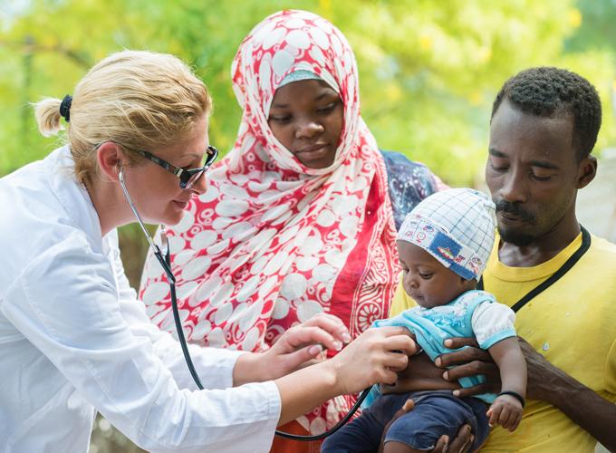 מלריה (קדחת ביצות) - malaria