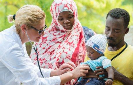 מלריה (קדחת ביצות) – malaria